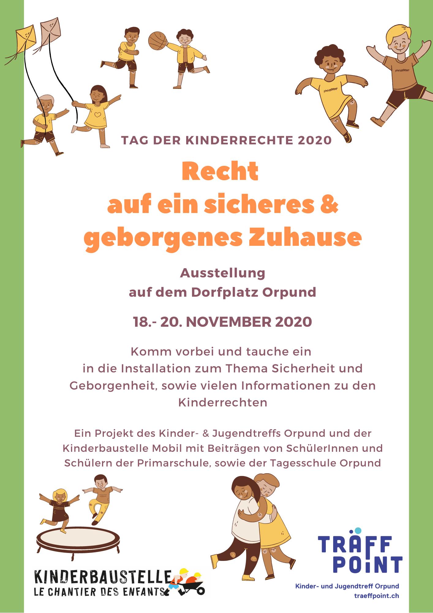 Ausstellung Kinderrechte